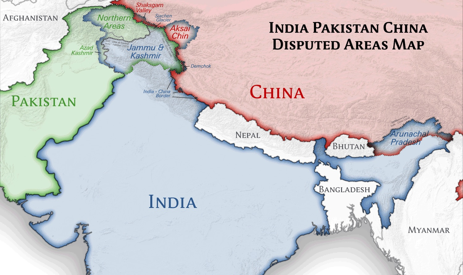 South Asia Forecast India And Pakistan Global Security Review